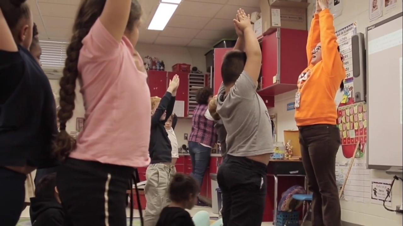 Clases, maestros en Estados Unidos