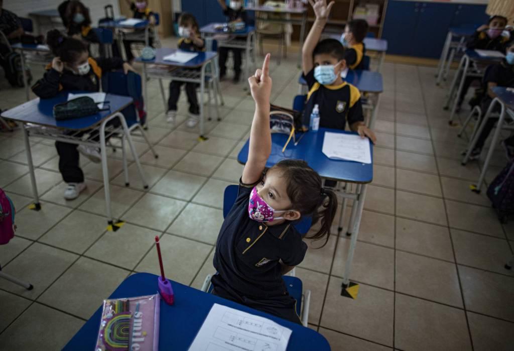 Con estas medidas de la SEP, 5 estados alistan posible regreso a clases