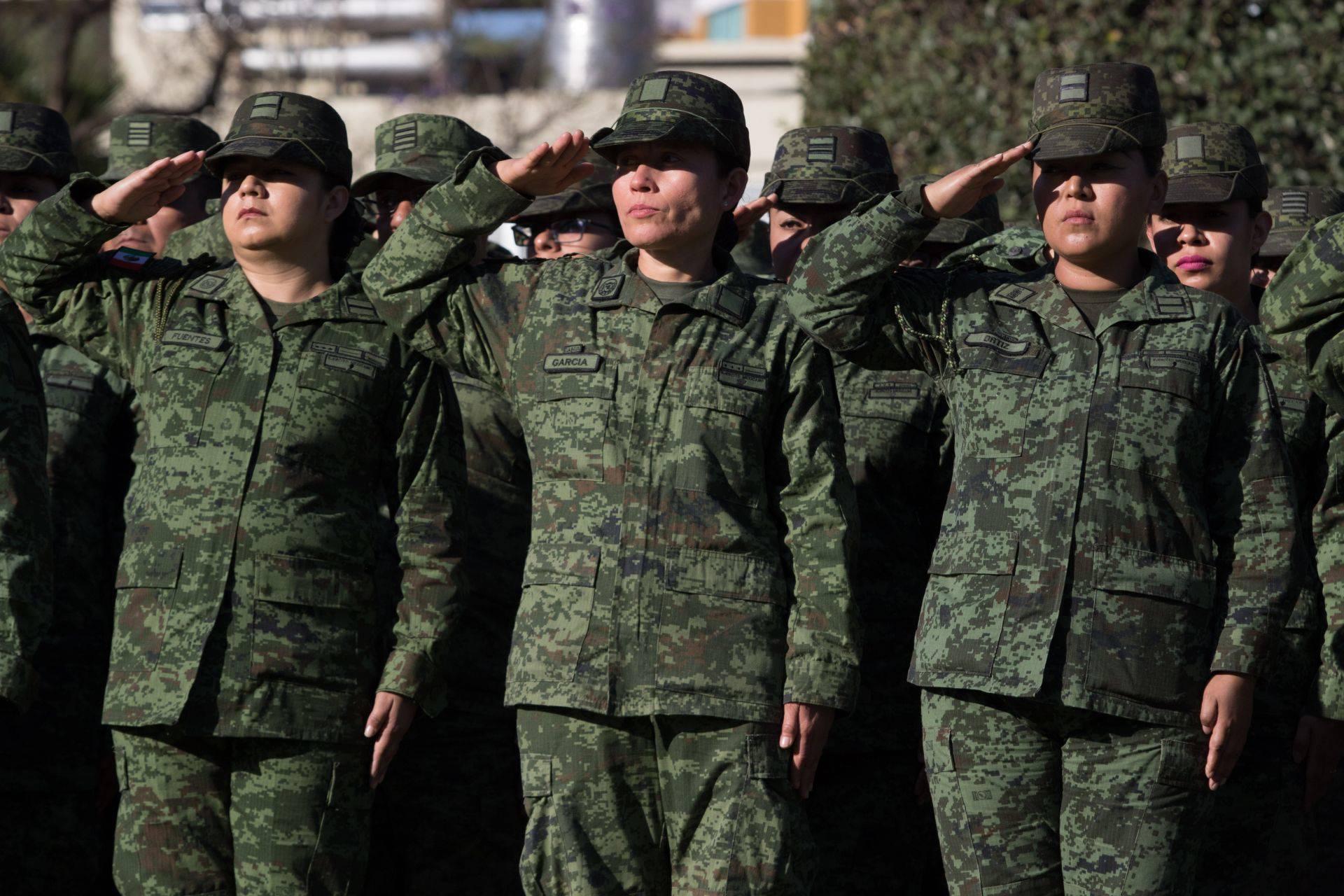 La Secretaría de la Defensa Nacional (Sedena) está buscando mujeres que deseen unirse a las filas de las fuerzas armadas de México en el área médica.