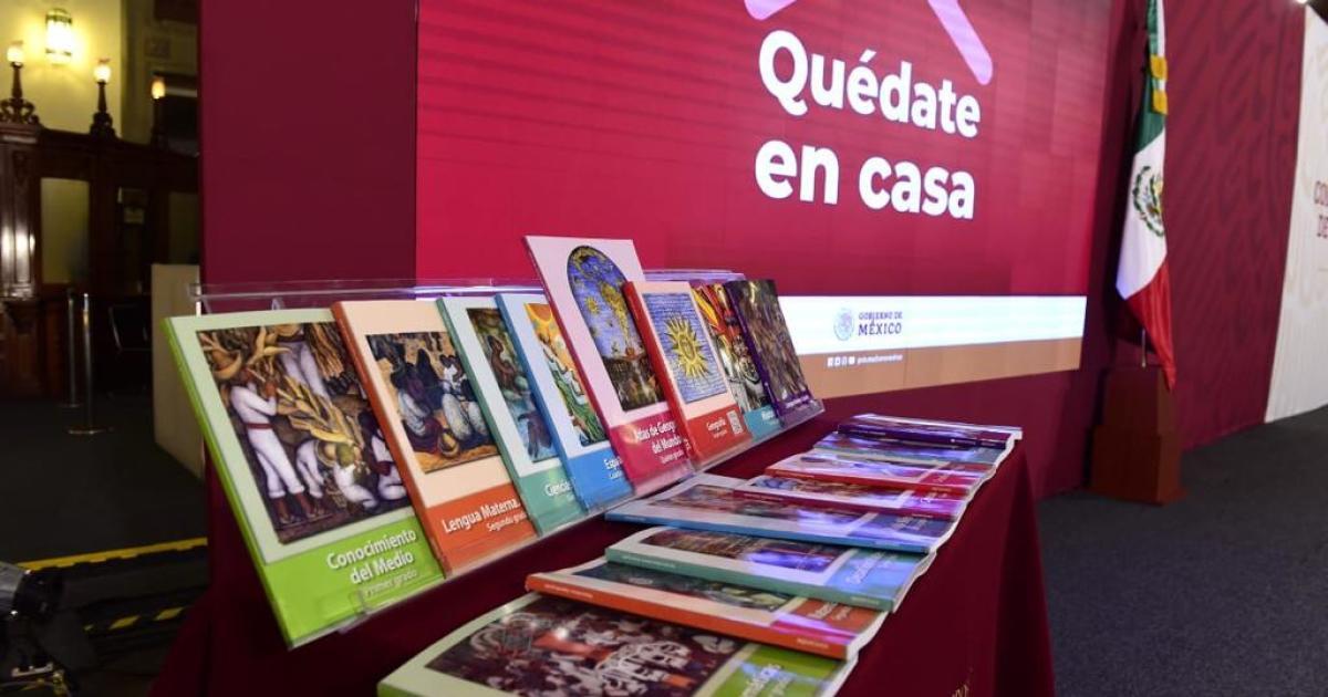 La entrega de los libros de la SEP para el próximo inicio del ciclo escolar 2021-2022 serán distribuidos en las siguientes entidades del país.