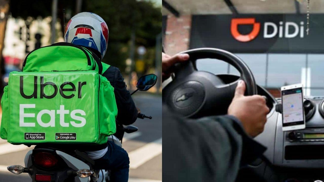 diputados lanzan iniciativa para que a los conductores y repartidores de uber y didi la plataforma les pague la gasolina