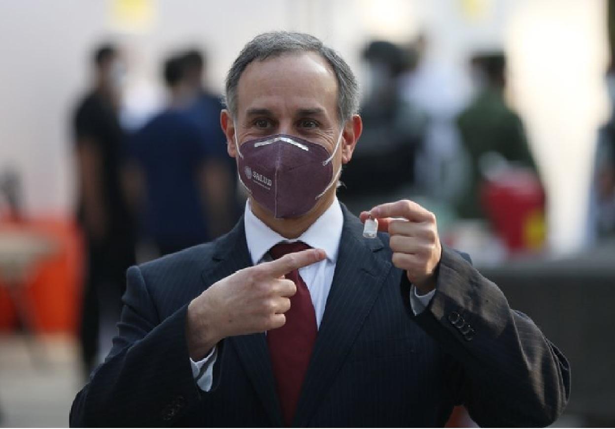 el subsecretario de salud hugo lópez gatell fue fuertemente críticado por su paseo en la condesa a pesar de ser positivo en covid19