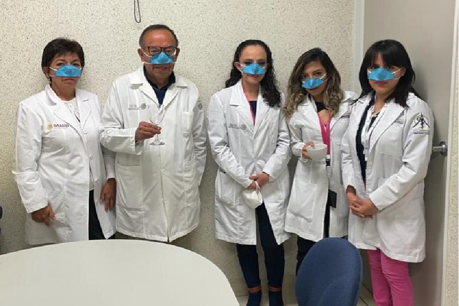 Investigadores mexicanos del IPN crean un nuevo cubrebocas nasal