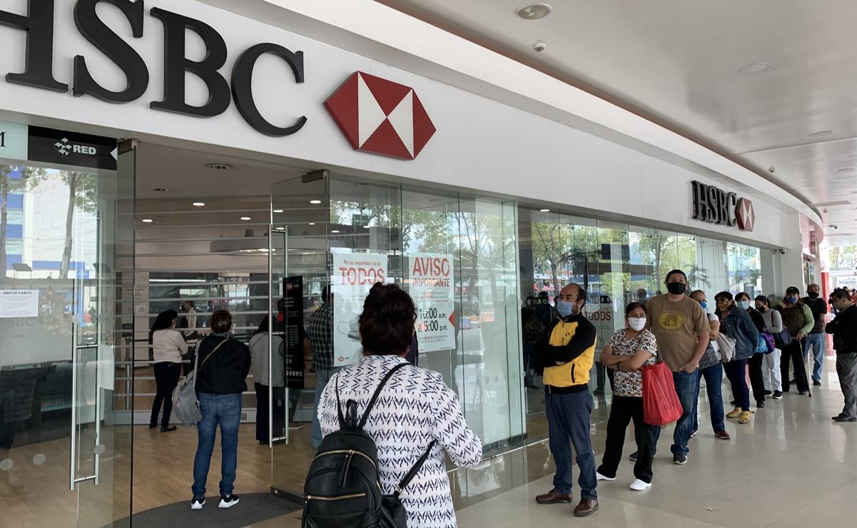 Estos son los días inhábiles de los bancos en México en 2021