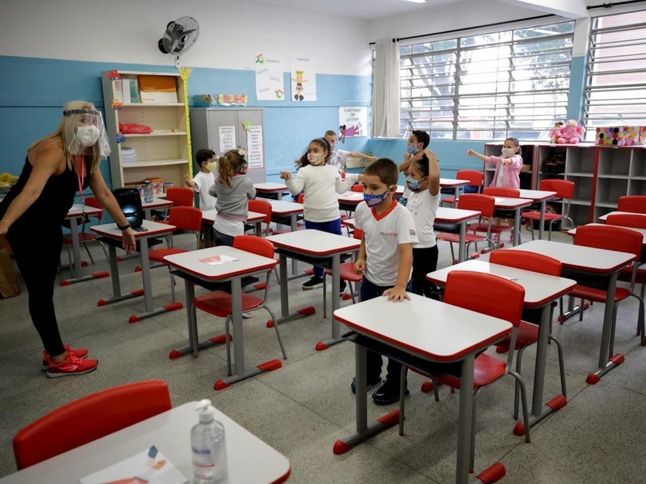 la SEP anunció la cancelacion de clases en escuelas particulares