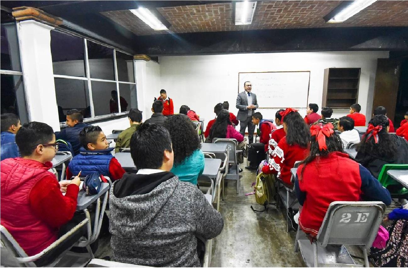 este 8 de marzo comienzan las preinscripciones a secundaria en el edomex, conoce la convocatoria SAID