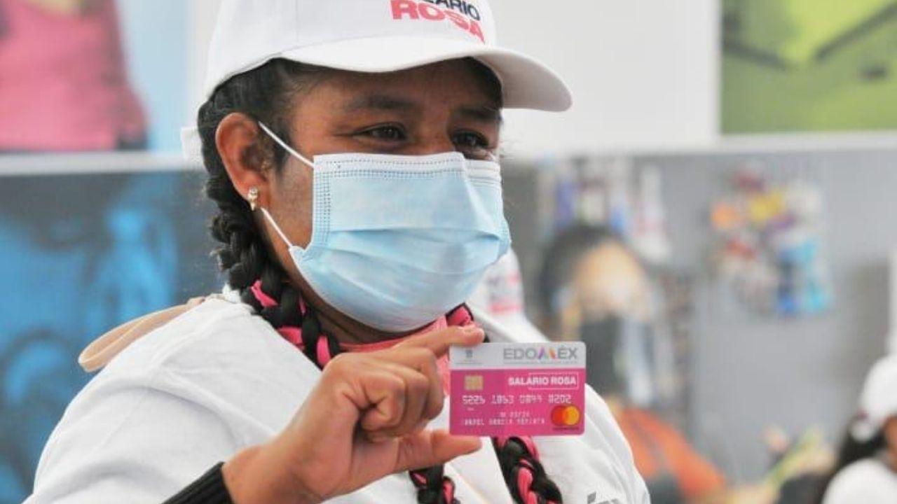 Registro salario rosa en edomex ha beneficiado a más de 387 mil mujeres de toda la entidad mexiquense