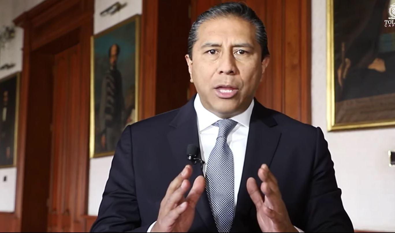 En Toluca el presidente municipal anunció que se aplicarán las vacunas proximamente.
