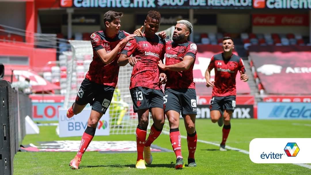 Toluca FC empata con Puebla y se prepara para enfrentar a Leon