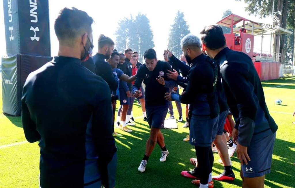 Toluca FC suma 5 puntos en 3 partidos y ocupa el tercer lugar en la tabla
