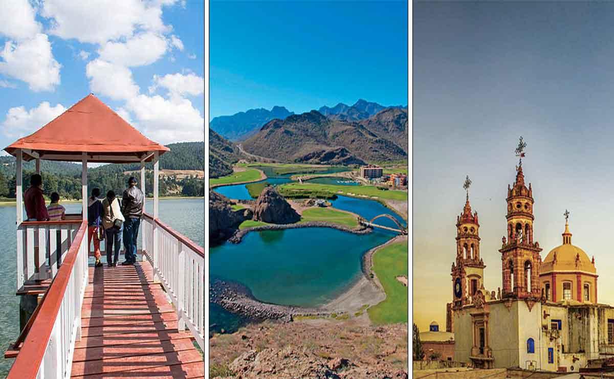 Turismo Mexicano pueblos mágicos de México