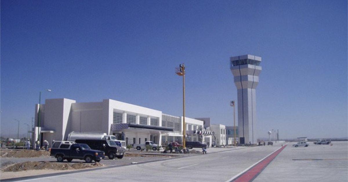 Cancelan el logo del nuevo aeropuerto de manera formal ante el IMPI