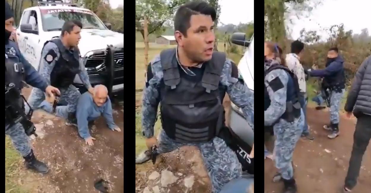 Abuso Policial