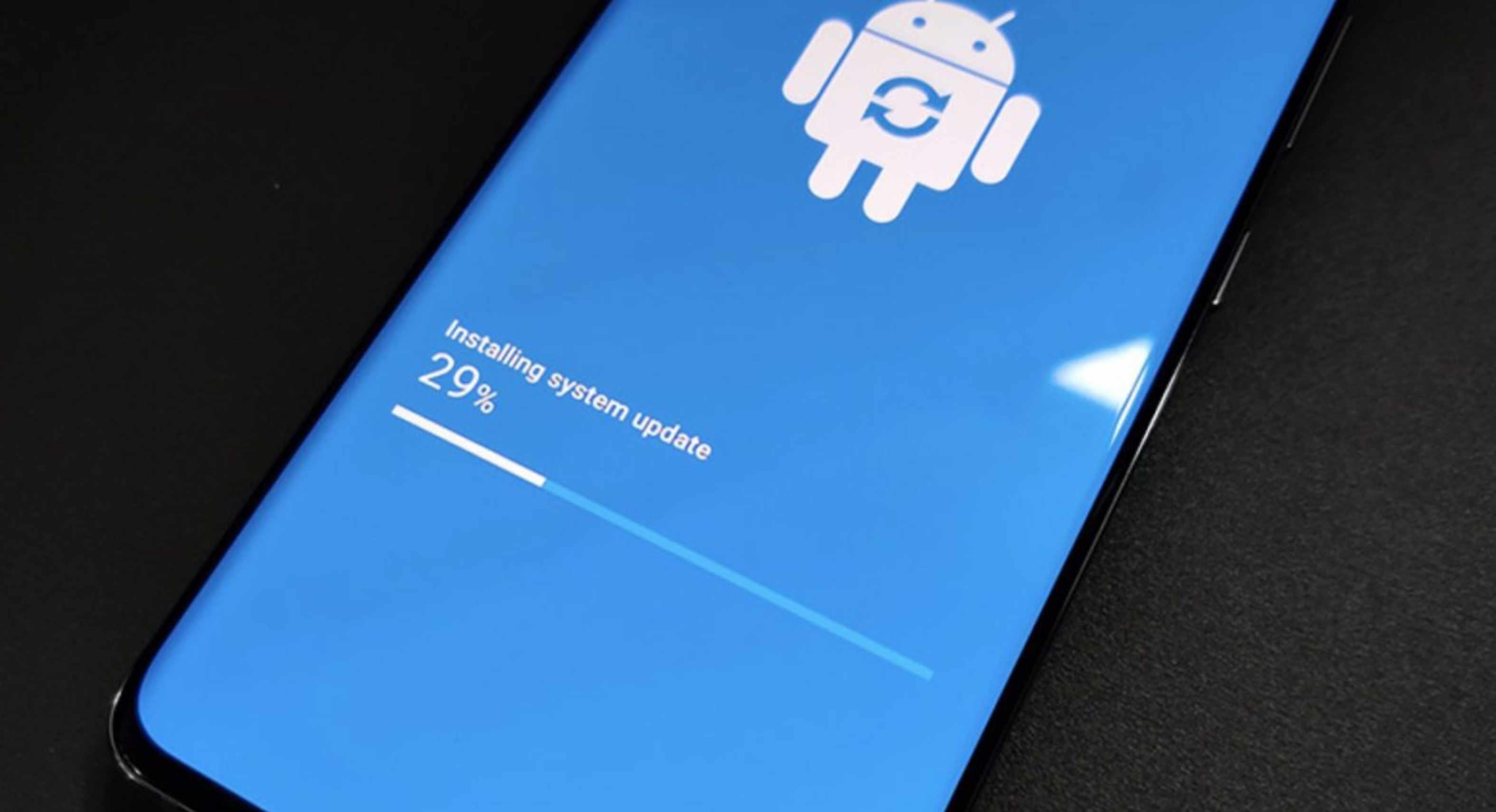 virus disfrazado de actualización del sistema podría vulnerar tus archivos en android