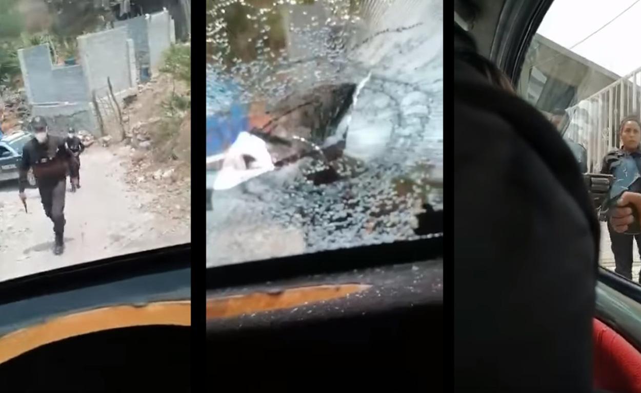 Presunto abuso policial es registrado en Ecatepec en el EdoMéx (VIDEO)