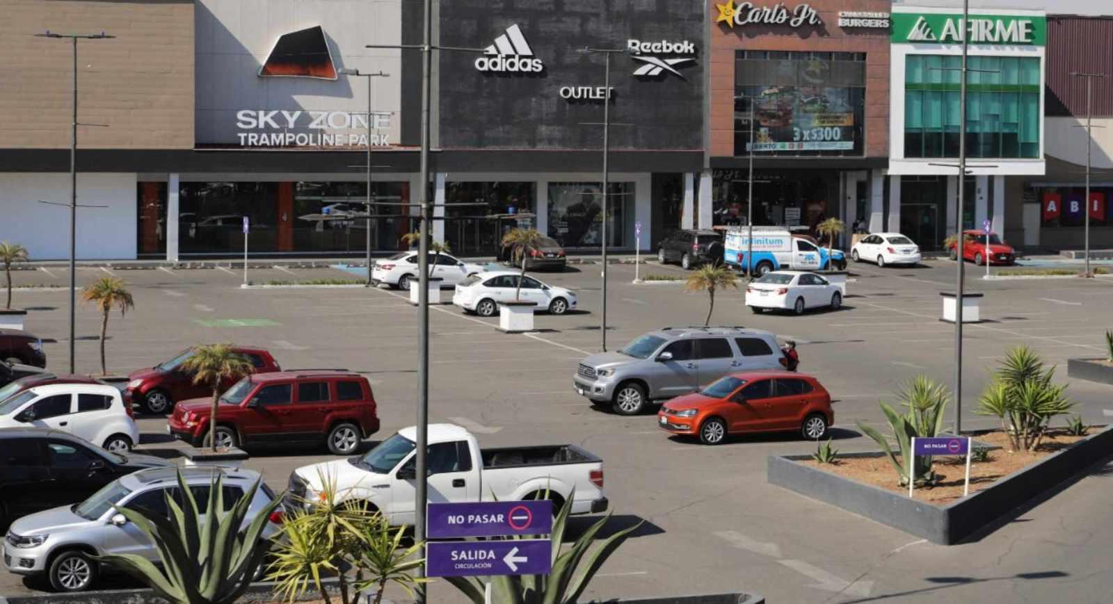 Estacionamientos Toluca y Metepec
