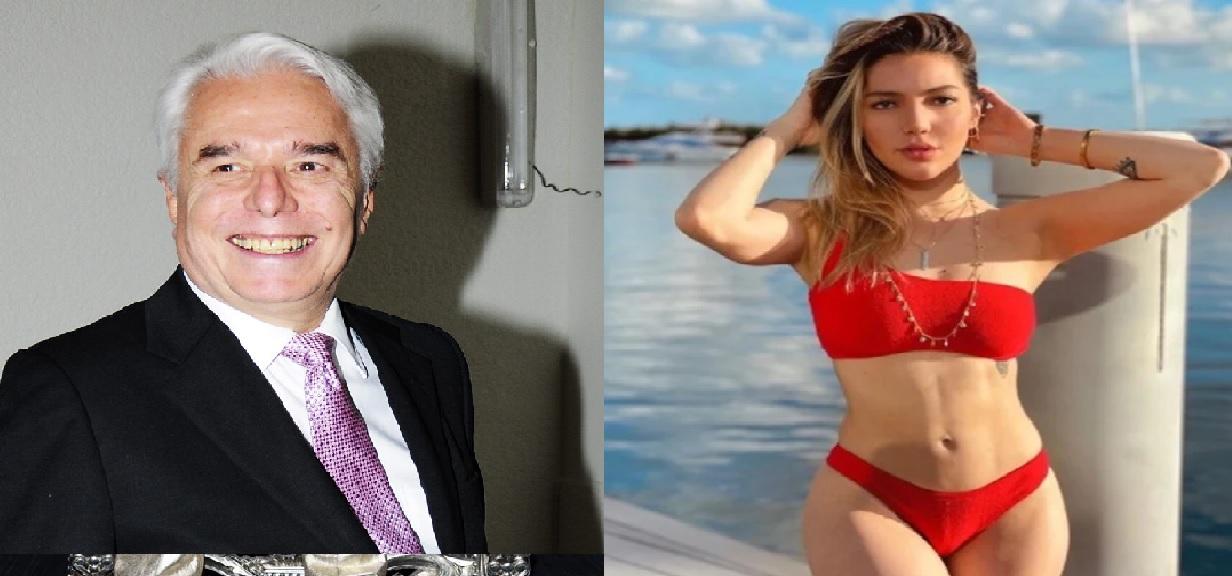Frida Sofía acuso a su abuelo Enrique Guzmán de haber abusado de ella cuando apenas era una niña.