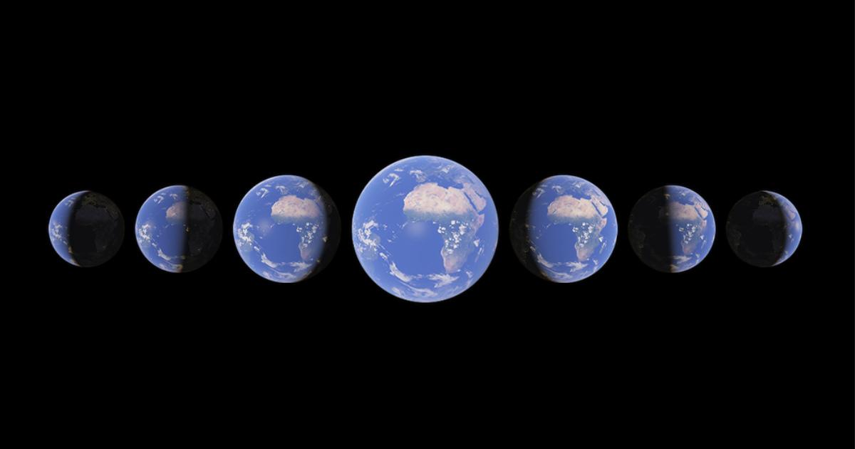 Google Earth saca su servicio de Time Lapse para ver el cambio del mundo en los ultimos 37 años