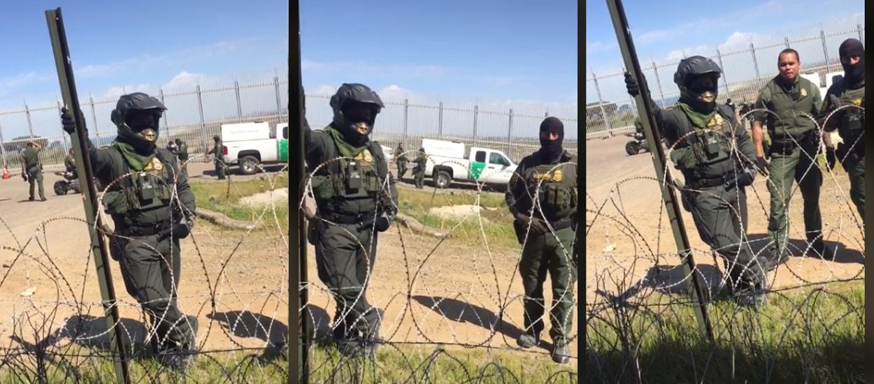 Joven mexicano le confiesa a agente fronterizo que quisiera ser estadounidense (VIDEO)