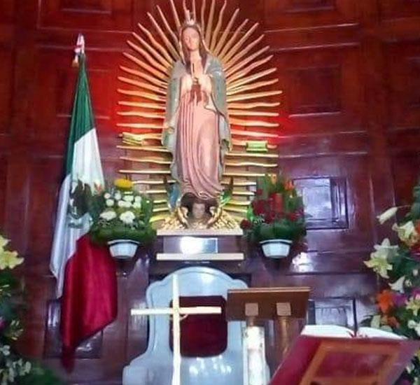 Edomex, parroquia de ecatepec
