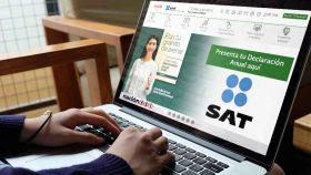 los contribuyentes tendrán hasta el próximo 30 de mayo para poder presentar ante el SAT su declaración 2020 de personas físicas