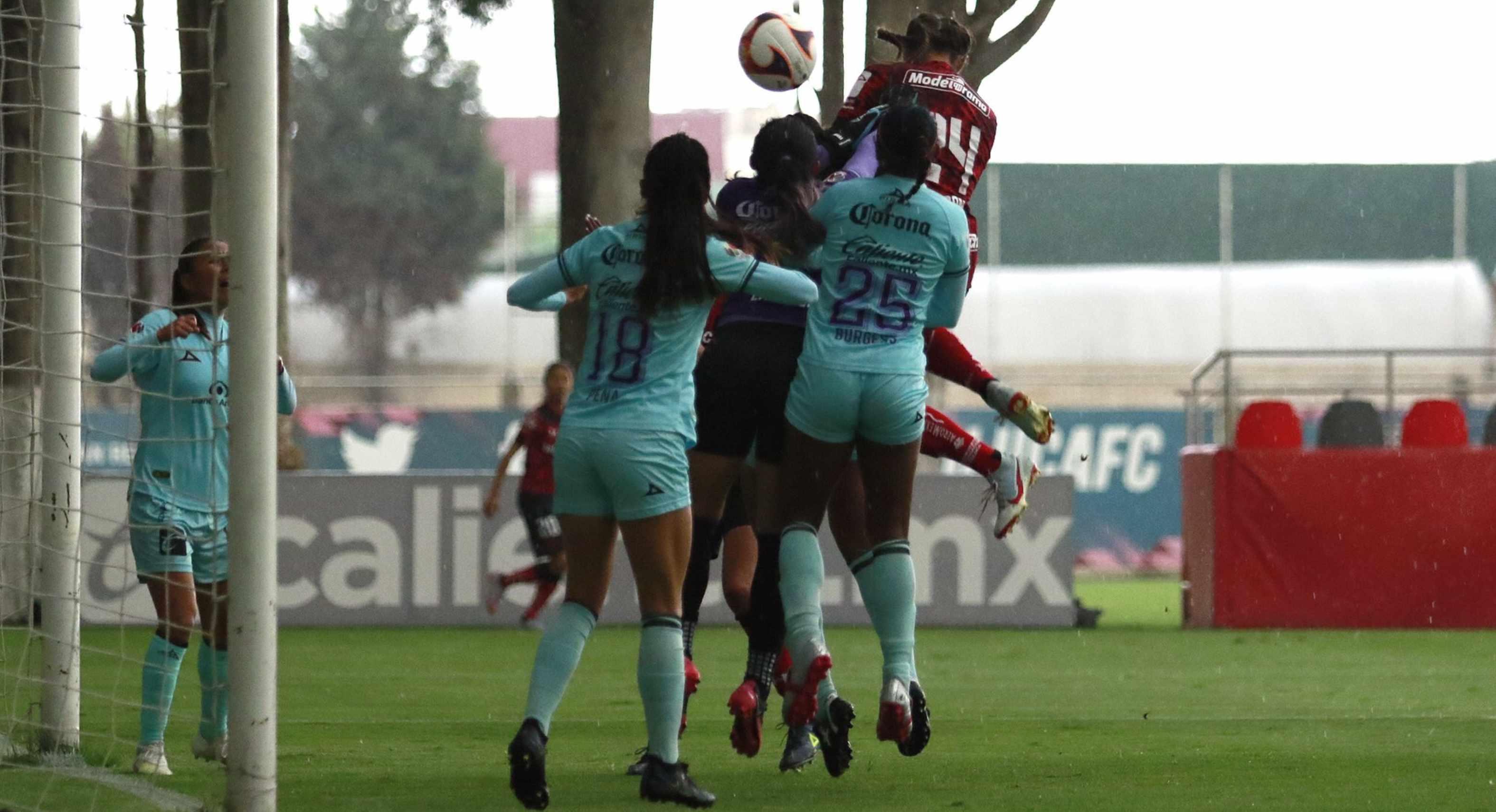 Toluca Femenil gana en casa ante Mazatlan FC Femenil