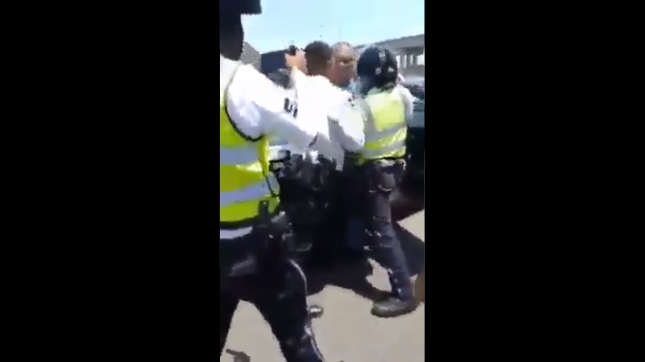 Abuso policial Michoacán