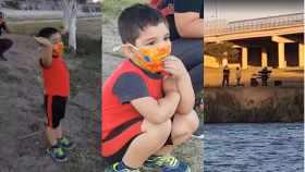 Abuelito se hace viral en redes sociales por cantarle las mañanitas a su nieto desde el otro lado de la frontera del Río Bravo