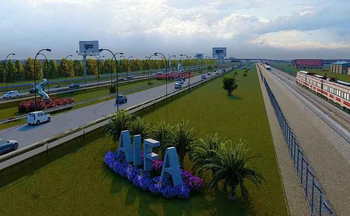 Aeropuerto Felipe Ángeles ofrecen viaje a Pekín.