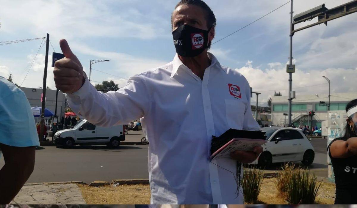 Alfredo Adame pide disculpas después de insultar a ciudadanos || VIDEO