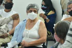 Se anuncian fechas y sedes para la aplicación de la segunda dosis de la vacuna contra el COVID-19 en Toluca