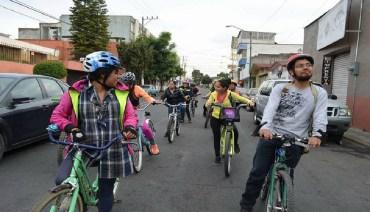 ayuntamiento de Toluca decide abrir mesa de dialogo con ciclistas de Toluca