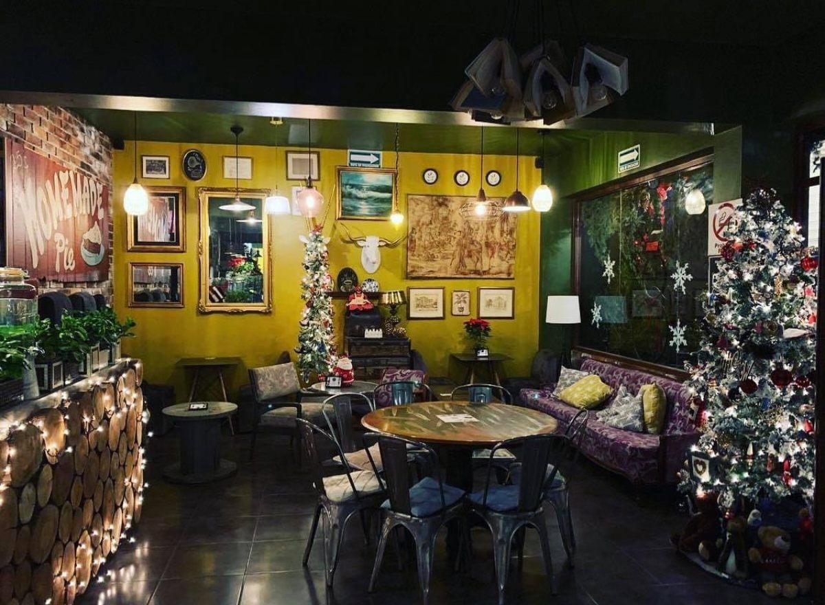 El lugar que se encuentra ubicado en el centro de Toluca ofrece una variedad de Cafés