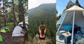 Campamento Dëni un lugar donde podrás realizar diversas actividades.