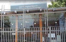 CDMX Hospital del ISSSTE