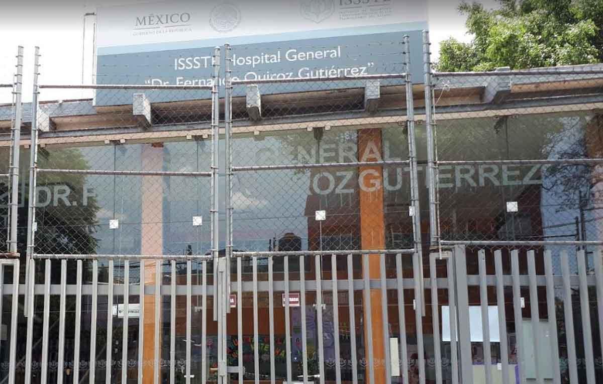 CDMX: Sujeto abusa de mujer intubada por covid-19 en hospital de ISSSTE