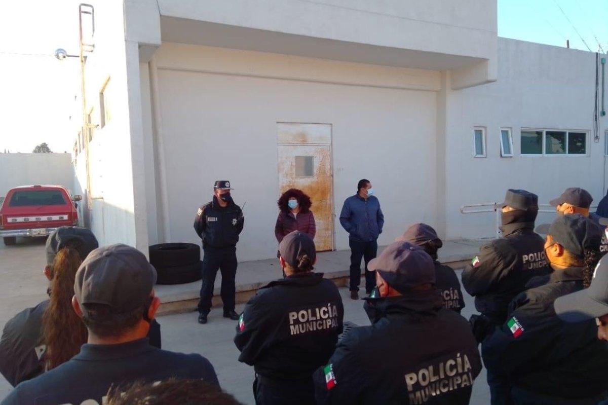 Centro de videovigilancia del municipio, una obra más de la presidenta Nelly Rivera