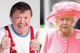 Chabelo y la Reina Isabel tendrán un dura batalla