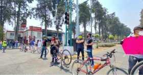 Continuidad a las ciclovías en Toluca