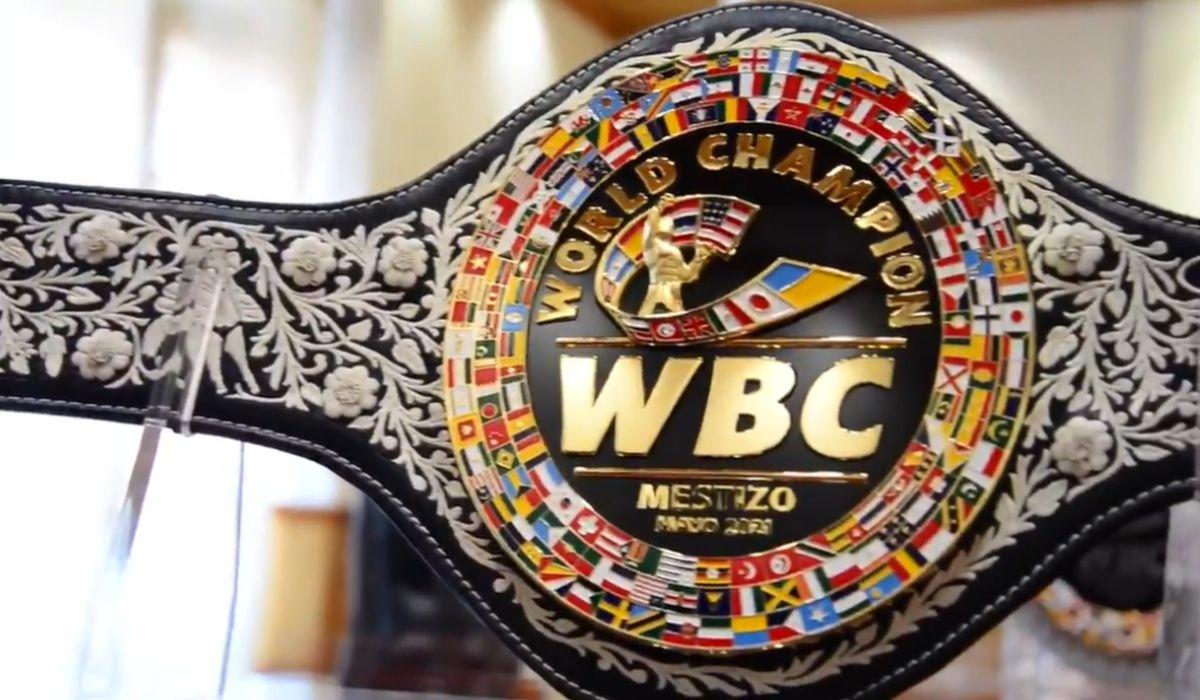 El cinturón del CMB fue elaborado por mexiquenses