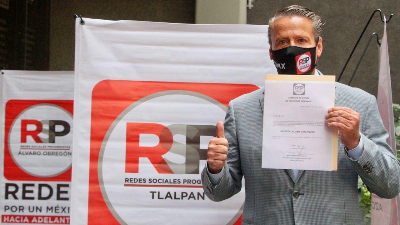 Filtran audio de candidato a diputado Alfredo Adame donde dice que de 40 millones se quedará con 25