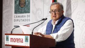Dan a conocer audio donde el diputado federal de Morena, Saúl Huerta, ofrece dinero a la madre del menor de edad que lo acusa de abuso sexual