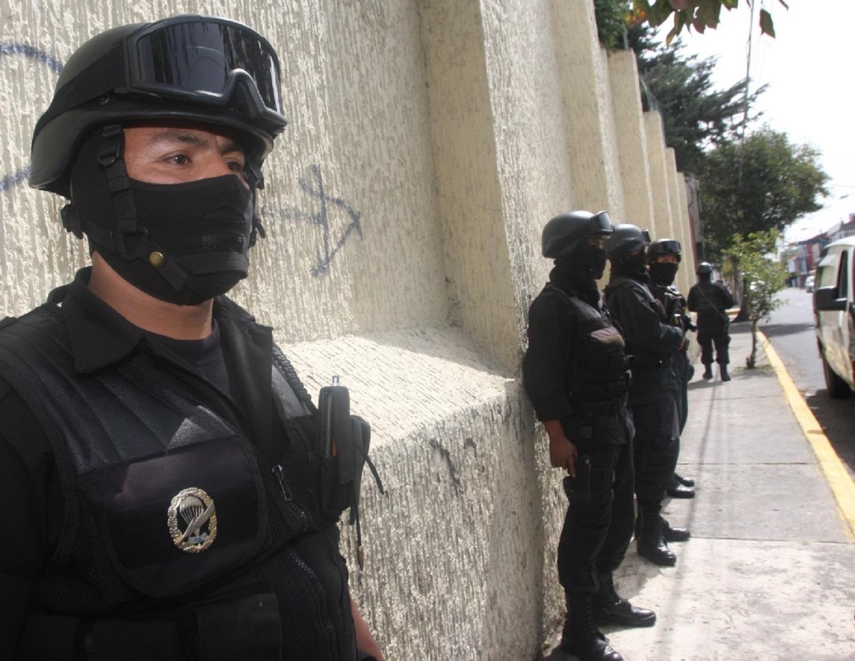De acuerdo a las autoridades del municipio de Toluca durante el primer trimestre del año se vio reflejado un 20 por ciento menos de delitos en comparación con el año pasado.