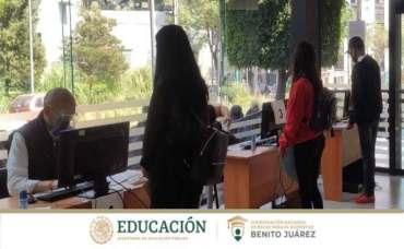 Donde están las oficinas de las Becas Benito Juárez en Edomex