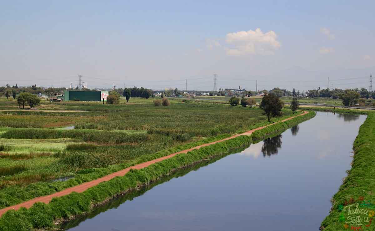 En Edomex recaudan cascarones de huevo para limpiar el Río Lerma