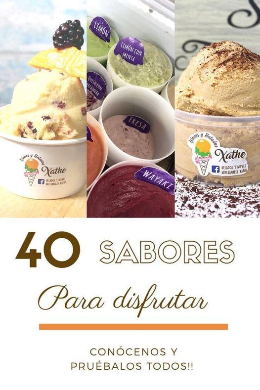 ricos helados en toluca para disfrutar el día del niño