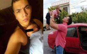 Esta es la historia de Luis Palacios, un hombre que se tuvo que hacer cargo de su hijo cuando la madre se negó a hacerse cargo, por lo que la historia del papá soltero se hizo viral