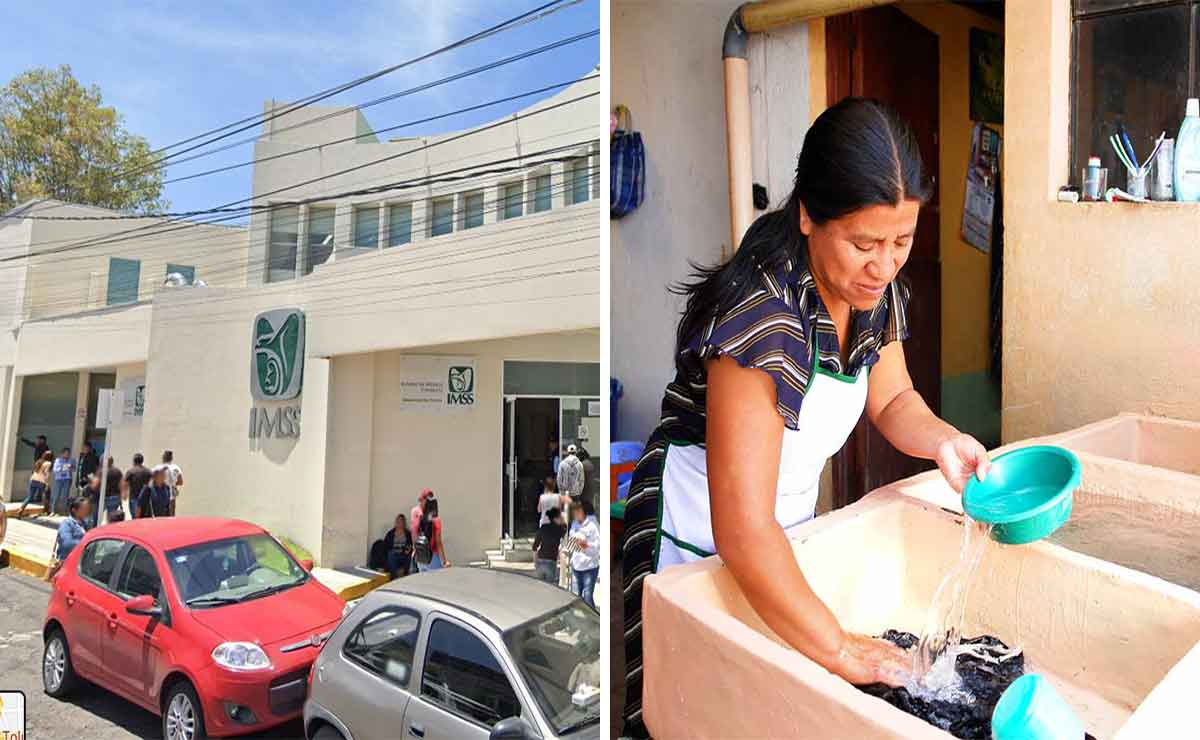 IMSS para trabajadoras del hogar