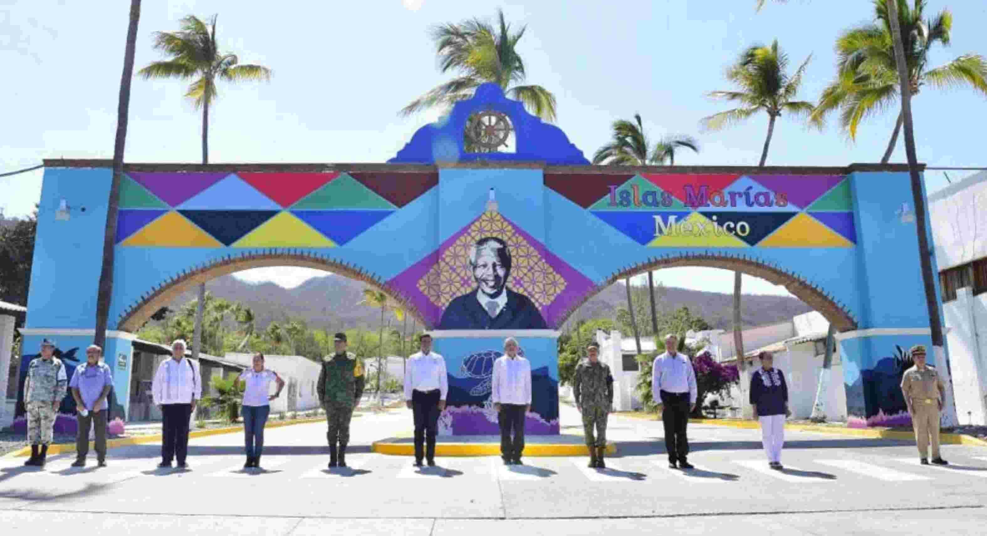 Islas Marías serán abiertas al turismo este 2021