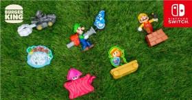 Alianza entre Burger King y Nintendo